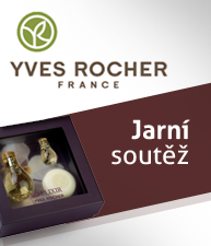 Soutěž o luxusní parfémy
