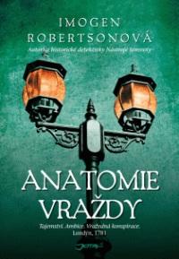 Otázková soutěž o knihu Anatomie vraždy