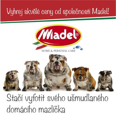 Soutěž o nejšpinavější domácí zvíře je tady!  - http://www.madel.cz/