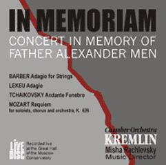 Brikcius.com - vyhrajte 1 x CD Komorní orchestr Kremlin - In Memoriam - www.Brikcius.com