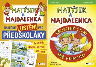 Soutěž o báječné čtení a luštění pro nejmenší od Fragmentu - www.chytrazena.cz