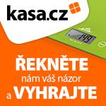 Vyplňte krátký dotazník a vyhrajte kuchyňskou váhu ETA nebo sadu koření PODRAVKA! - www.kasa.cz