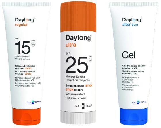 Soutěžte o balíčky produktů Daylong a užijte si léto venku! - www.chytrazena.cz