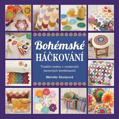 Facebooková soutěž o knihu Bohémské háčkování - www.Venilafi.cz