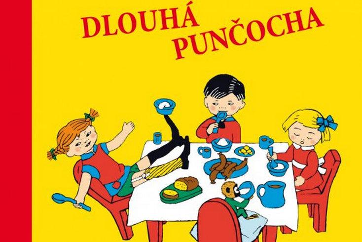 Vyhrajte knihu Pipi Dlouhá punčocha! - www.klubknihomolu.cz