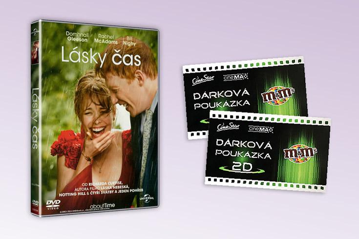 Křížovka o vstupenky do kina a DVD - www.vyhranasedm.cz