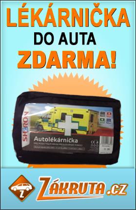 Soutěž o autolékárničku - www.zakruta.cz