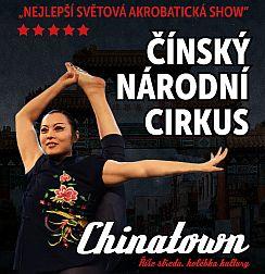 Soutěž o vstupenky na akrobatickou show Čínský národní cirkus - www.chytrazena.cz