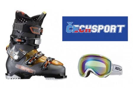 Soutěž s www.cechsport.cz o lyžařské boty - snow.cz