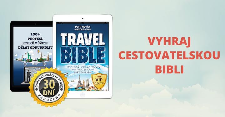 Soutěž o cestovatelskou Travel Bibli - www.dobaletova.cz