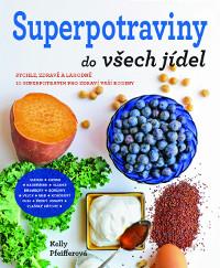 Kniha Superpotraviny do všech jídel pro tři výherce! - www.floranazahrade.cz