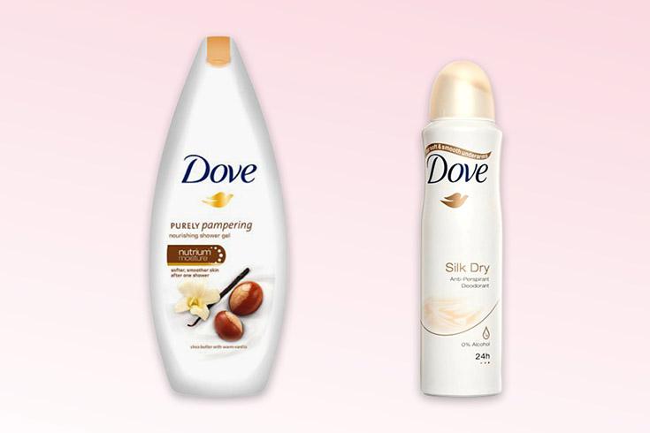 Křížovka o tělovou kosmetiku Dove - www.vyhranasedm.cz