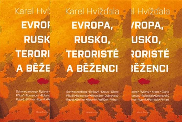 Vyhrajte knihu napínavější než thriller Evropa Rusko teroristé a běženci! - www.klubknihomolu.cz