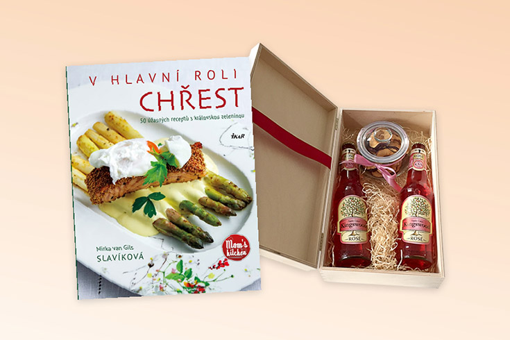 K��ovka o ch�estovou kucha�ku a jable�n� cidery - www.vyhranasedm.cz