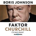 Sout� o audioknihu Faktor Churchill v hodnot� 299 K� - www.vzdelani.cz