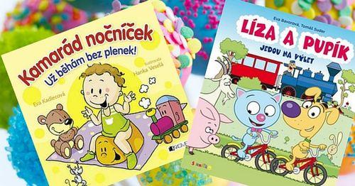 Nev�chovn� sout� o 2 d�tsk� kn�ky - www.vasedeti.cz