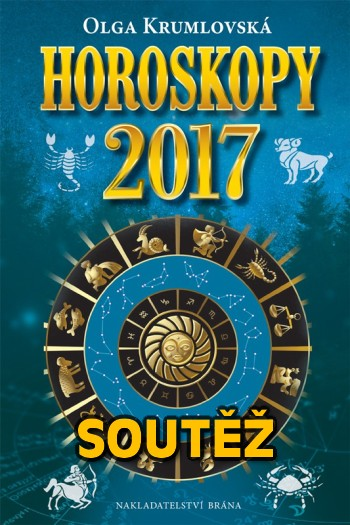 SOUT̎ o knihu HOROSKOPY 2017 - www.chrudimka.cz