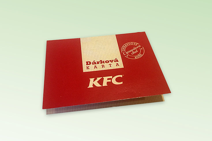 K��ovka o voucher na 500 K� do KFC - www.vyhranasedm.cz