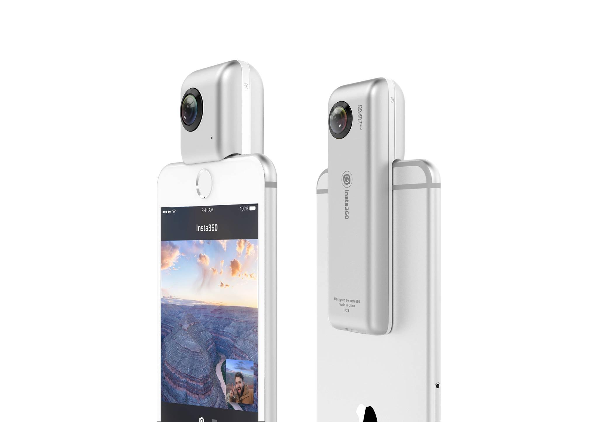 Sout� o kameru Insta360 Nano v hodnot� 6000 K� a soudky piva! - www.atcomp.cz