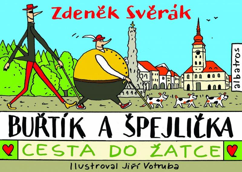 Sout� o knihu Bu�t�k a �pejli�ka - Cesta do �atce - www.vaseliteratura.cz