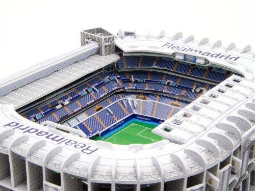 Tip na vánoční dárek? Vyhrajte 3D model stadionu Realu Madrid! - www.o2sport.cz