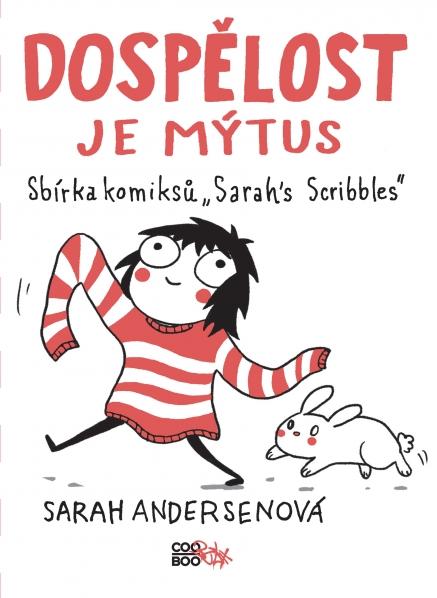 Soutěž o knihu Dospělost je mýtus - www.vaseliteratura.cz