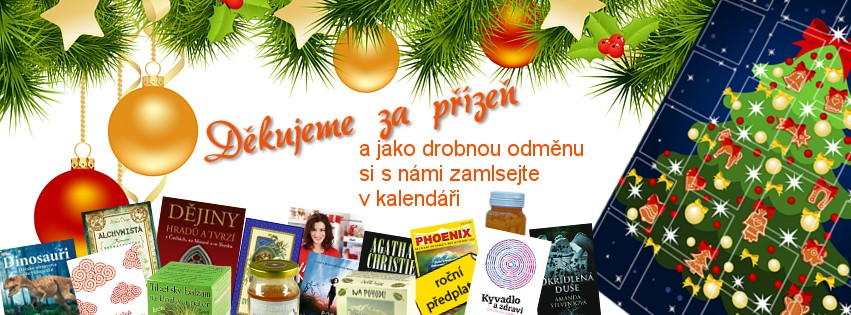 Adventní kalendář  vyhrajte čaje knihy kosmetiku - www.phoenixonline.cz