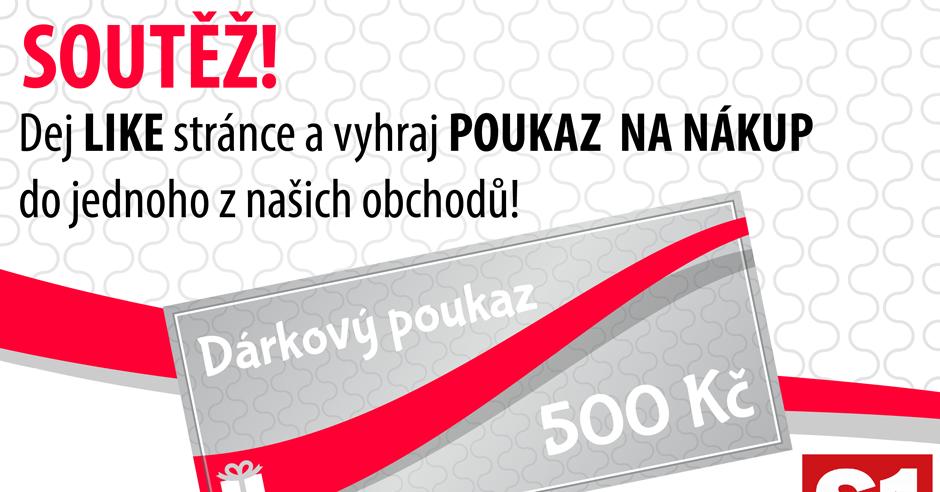 Soutěž o poukaz v hodnotě 500 Kč - https://www.facebook.com/N%C3%A1kupn%C3%AD-park-Liberec-371981583135093/?fref=ts