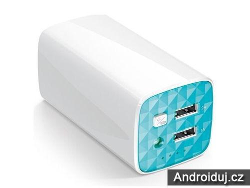 [SOUTĚŽ] O PowerBanku TP-Link TL-PB10400 - www.androiduj.cz