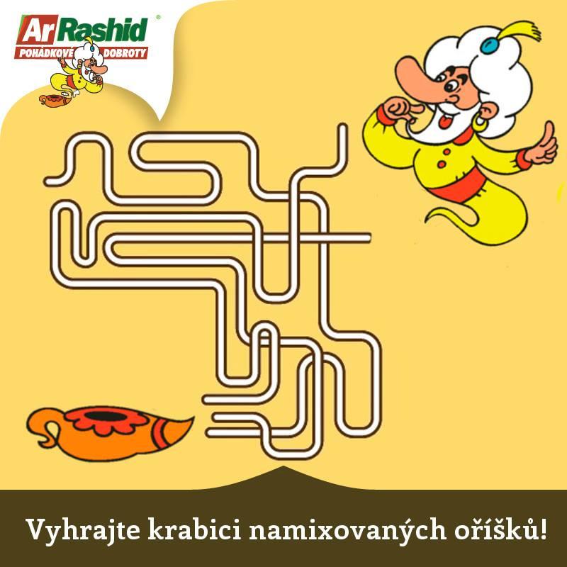 Vyhrajte krabici namixovaných oříšků! - www.arrashid.cz