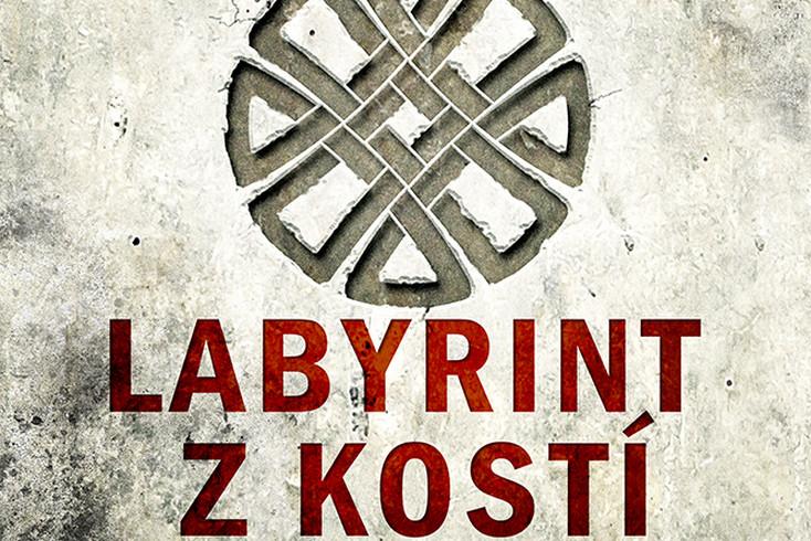 Vyhrajte audioknihu Labyrint z kostí! - www.klubknihomolu.cz