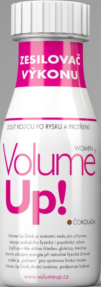 Hrajte o nápoj Volume Up a zvyšte svůj fyzický výkon - www.dokonalazena.cz