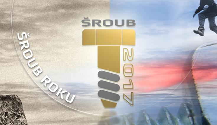 Šroub roku 2017 - www.sroubroku.cz