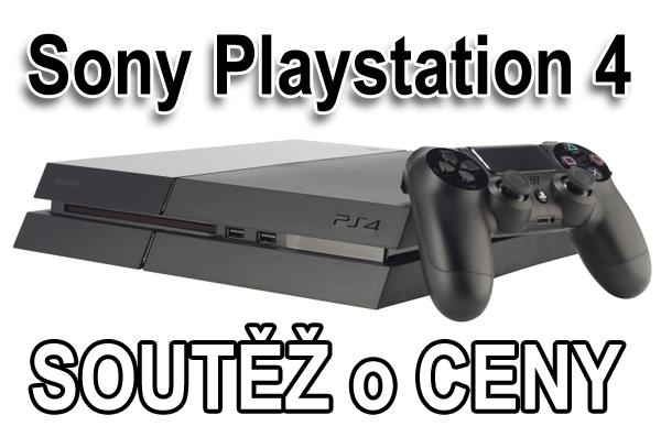 Soutěž: O Playstation 4 headset a PS4 hru  - www.prodejher.cz
