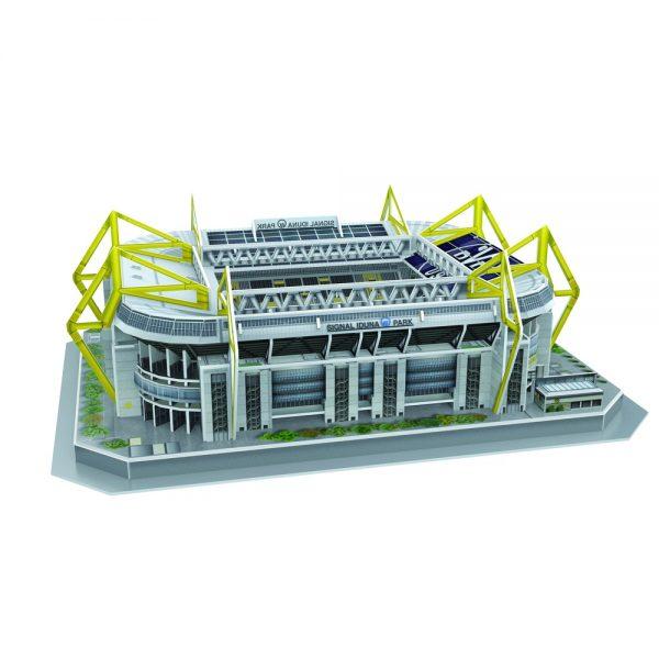 SOUTĚŽ s Ligou mistrů: Vyhrajte stadion Borussie Dortmund nebo Bayernu! - https://www.o2tvsport.cz/