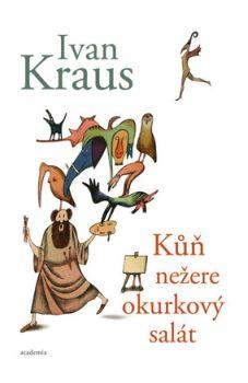 Soutěž o knihu Kůň nežere okurkový salát - www.vaseliteratura.cz