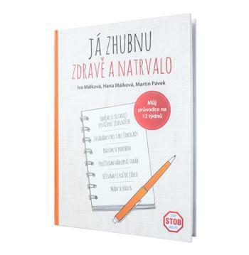 Soutěžte s Jak-efektivne-zhubnout.cz o knižní novinku Já zhubnu  zdravě a natrvalo - www.jak-efektivne-zhubnout.cz