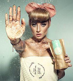 Soutěžte o kávový peeling MARK scrub - www.chytrazena.cz