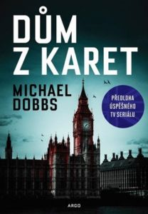 Soutěž o knihu Dům z karet - www.vaseliteratura.cz