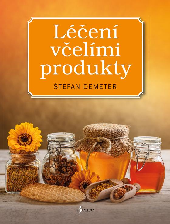 Kniha Léčení včelími produkty pro tři soutěžící! - www.chatar-chalupar.cz