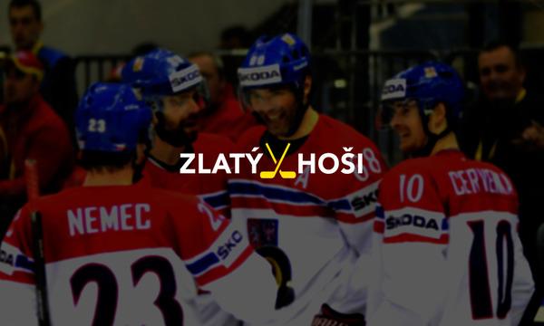 Vyhraj hodnotné ceny nebo pobyt s českým hokejovým týmem - zlatyhosi.cz