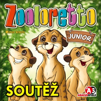 SOUTĚŽ o dětskou deskovou hru ZOOLORETTO Junior - www.chrudimka.cz