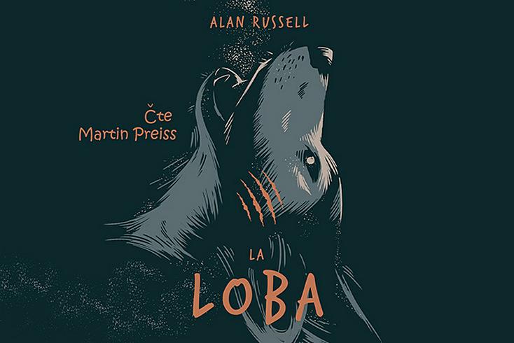 Vyhrajte audioknihu La Loba! - www.klubknihomolu.cz