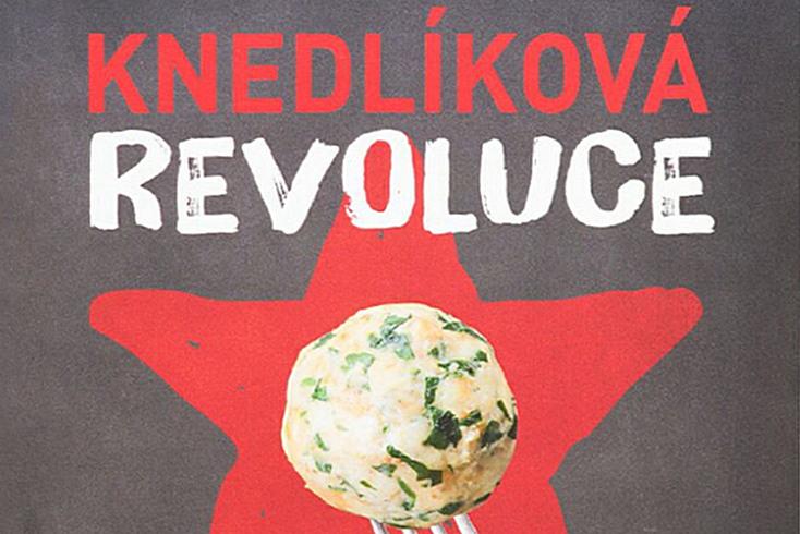 Vyhrajte kuchařku Knedlíková revoluce! - www.klubknihomolu.cz