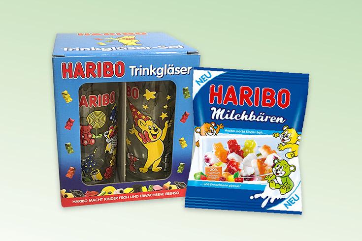 Křížovka o bonbony a veselé skleničky Haribo - www.vyhranasedm.cz