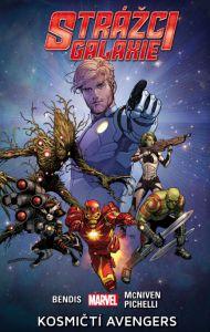 Soutěž o knihu Strážci galaxie 1: Kosmičtí Avengers - www.vaseliteratura.cz