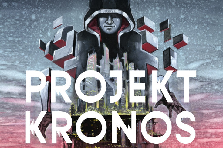 Vyhrajte dystopický román Projekt Kronos! - www.klubknihomolu.cz