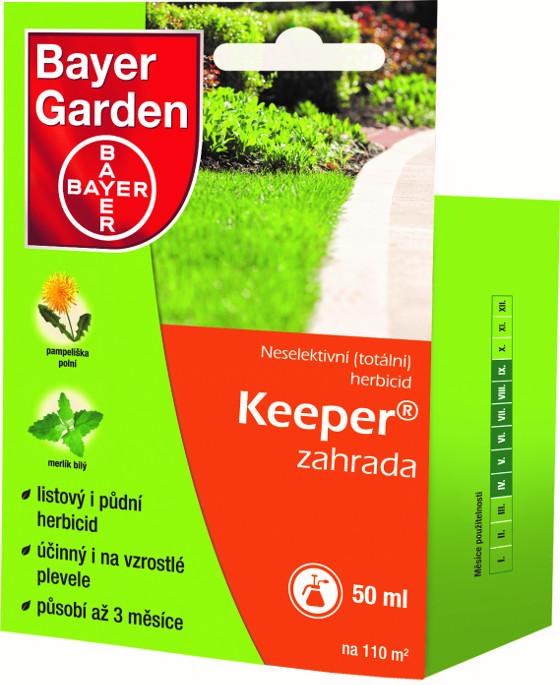 Keeper® zahrada pro tři výherce! - www.chatar-chalupar.cz