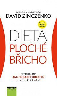Soutěž o knižní novinku Dieta ploché břicho od vydavatelství Noxi - www.chytrazena.cz