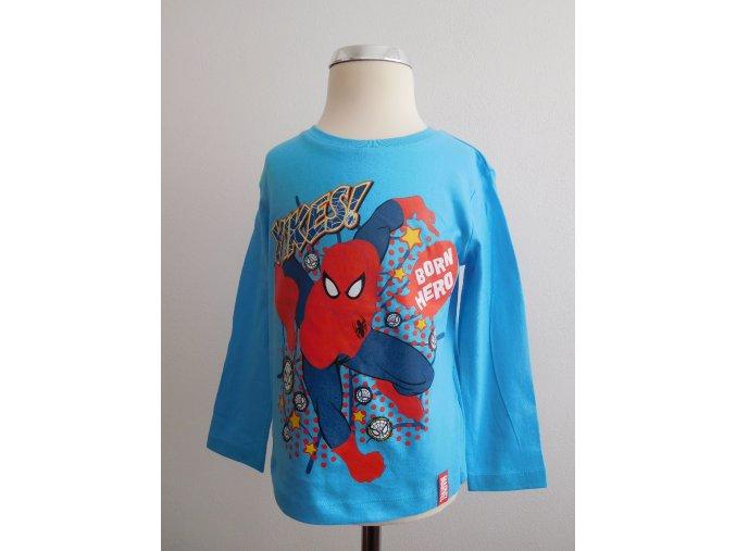 Soutěž o tričko se Spidermanem - www.pavoucek-detem.cz